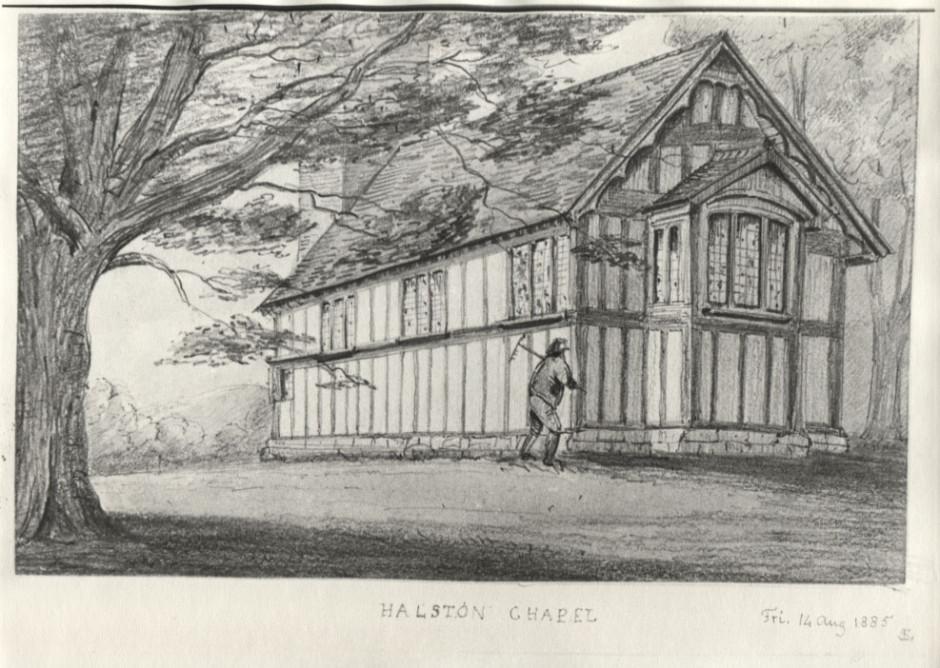PH-H-4-9 - Halston Chapel 1885