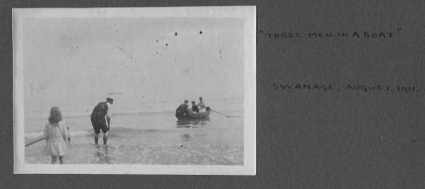 Swanage Aug 1911