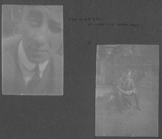 The Glad Eye - Osw April 1912