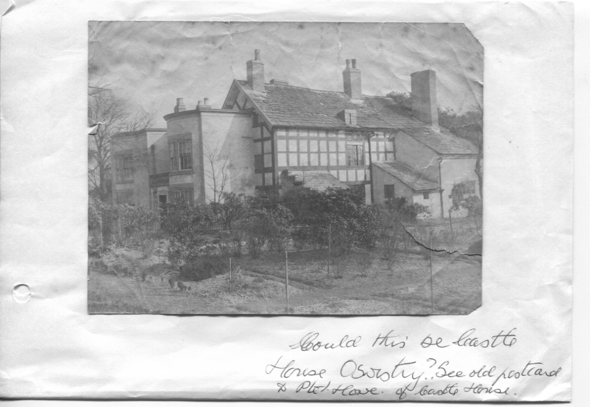 Unknown House - Oswestry