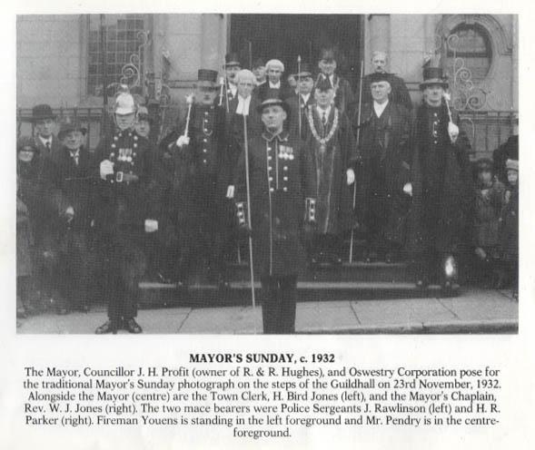NM-O-5-15-204 - Mayors Sunday 1932