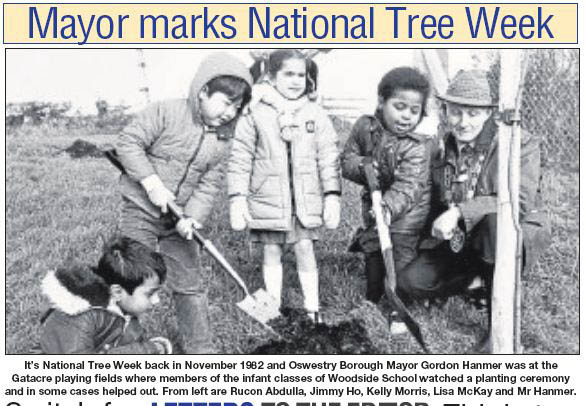 NP-O-5-15-205 - National Tree Week 1962