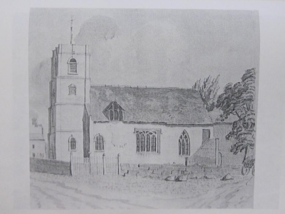 NP-W-20-40 - WHittington Church