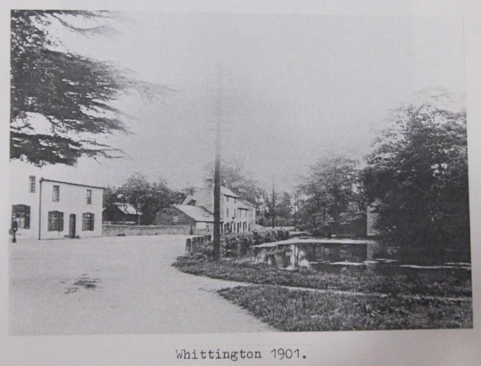 NP-W-20-48 - Whittington High Street 1901