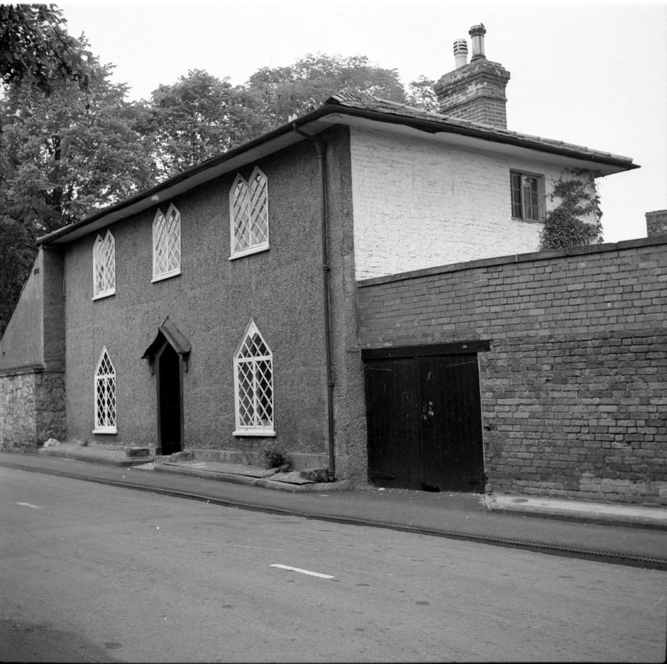 Neg-O-5-57-20 - Loran Cottage 1964
