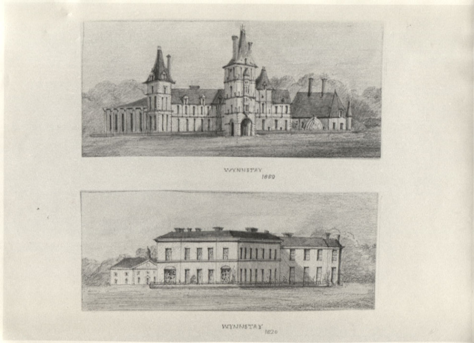 PH-R-112-2 - Wynnstay Estate 1820 & 1880