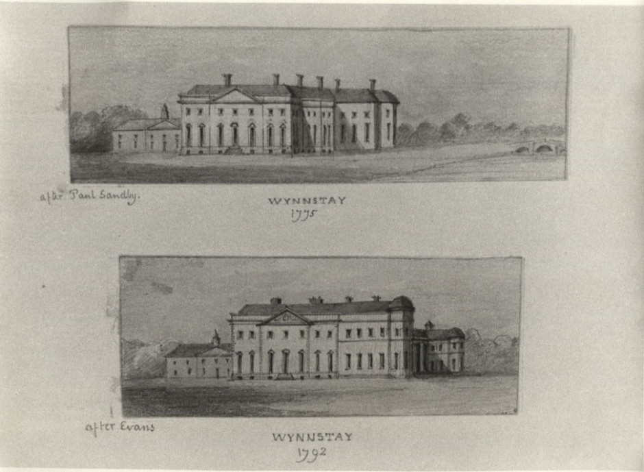 PH-R-112-5 - Wynnstay Estate 1775 & 1792
