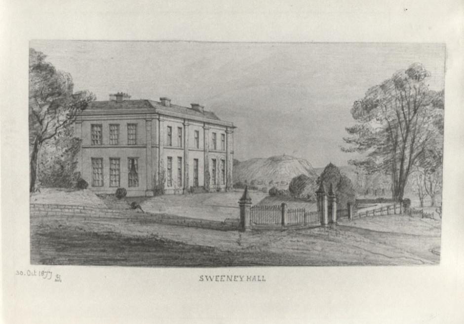 PH-S-94-6 - Sweeney Hall - 1877
