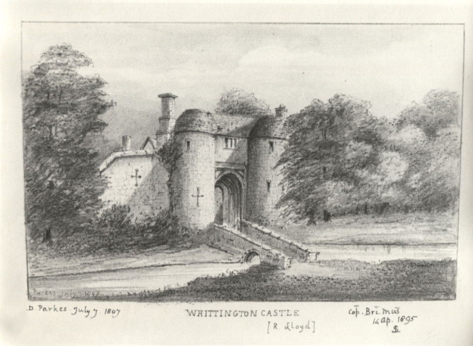 PH-W-20-54 - Whittington Castle