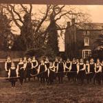 Ellesmere College Girls c1909