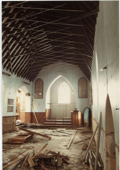 PH-H-31-4 - Interior Hengoed Church