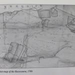 PH-O-5-8-10 - 1786 Map of Racecourse