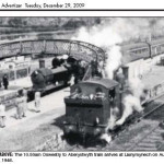 NP-L-19-65 - Aberystwyth train 1946