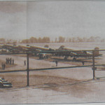 PH-R-3-5 - Rednal Airfield WW2 - Dakota Bombers
