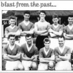 NP-Sport-55 - Oswestry Football Team 1960