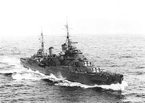 H.M.S. Manchester