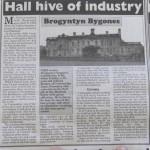 NP-B-28-35 - Brogyntyn Hall