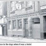 NP-O-5-6-183 - Church Street - White Horse Hotel