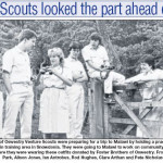 NP-O-5-15-268 - Oswestry Venture Scouts 1964