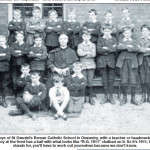NP-O-5-25-27 - Catholic School Photo 1911