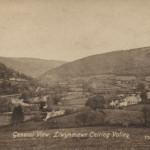 NM-G-7-12 - View of Llwynmawr Ceiriog Valley