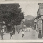 NM-L-19-71 - Llanymynech High Street
