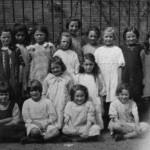 NM-O-5-10-23 - Morda School - Mrs Riley's Girls Standard 1 & 2 1924 - 26